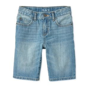 The Children's Place Boys Denim Shorts